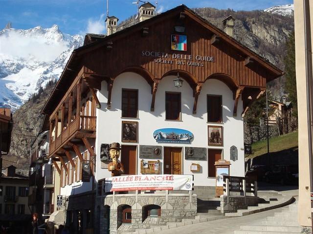 Альпийский музей, Курмайор