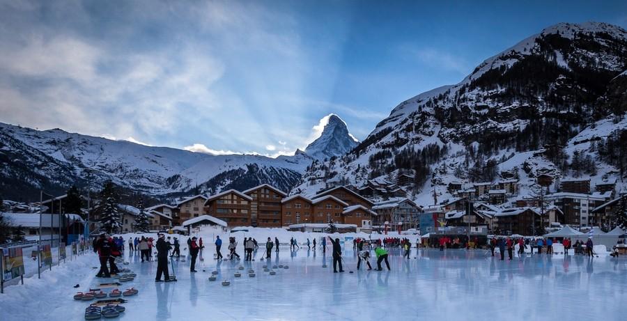 Горнолыжный курорт Церматт в Швейцарии: трассы, цены, фото, отзывы