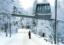 Горнолыжный курорт Коли (Koli) в Финляндии: национальный парк, склоны, проживание