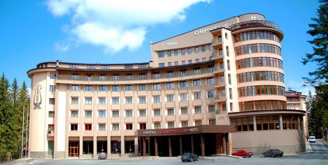 Отель Орфей, Пампорово