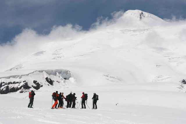 Опасности фрирайда на сноуборде