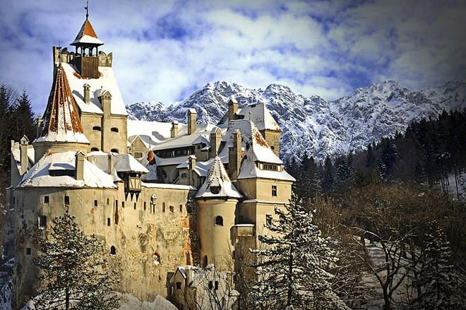 Замок Дракулы Бран: экскурсии в Пояна Брашов