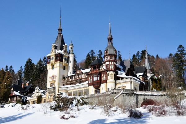 Замок Пелеш: экскурсии в Пояна Брашов