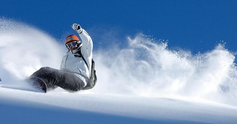 2718d942f5cd Фрирайд на сноуборде  техника катания, крепления, доска