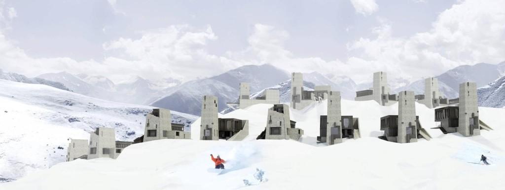 Первый горнолыжный курорт Чечни — Ведучи: цены, трассы, как добраться
