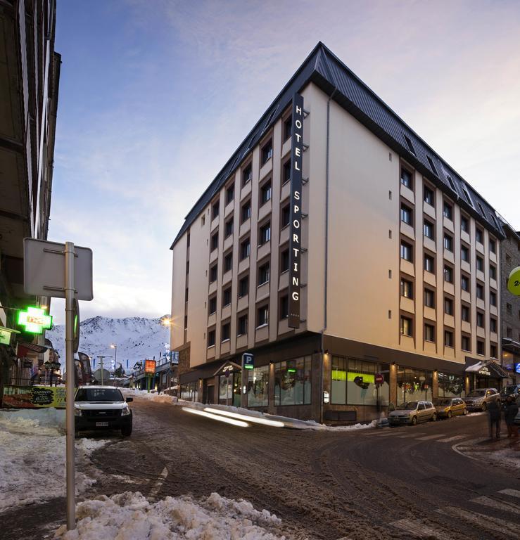 Отель Sporting, горнолыжный курорт Пас де ла Каса