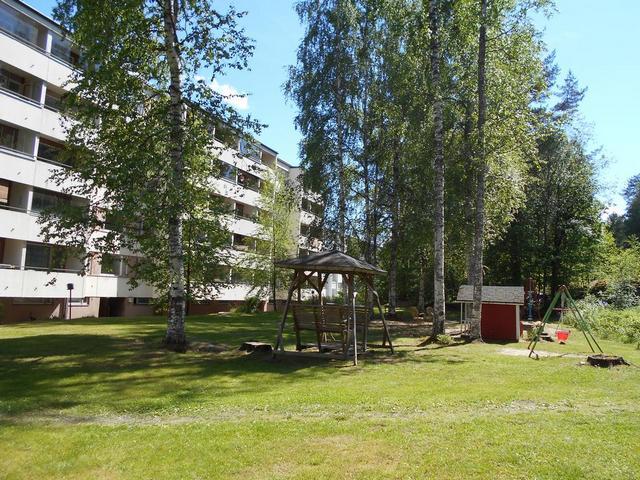 Аппартаменты Anne's Laajavuori Apartment, горнолыжный курорт Лааявуори, Ювяскуля, Финлиндия