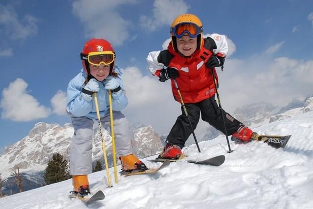 Счего начать выбор лыж для ребенка?