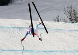Урои катания на горных лыжах