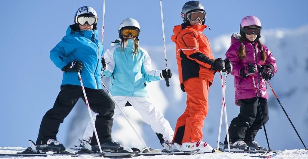 Как лучше подобрать горные и беговые лыжи ребенку?
