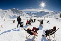 Горнолыжный курорт Тинь во Франции