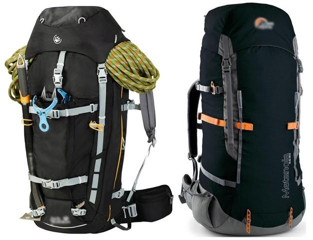 Как выбрать альпинистский рюкзак