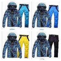Как выбрать мужской горнолыжный костюм
