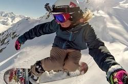 Как выбрать экшн-камеру на горнолыжный шлем
