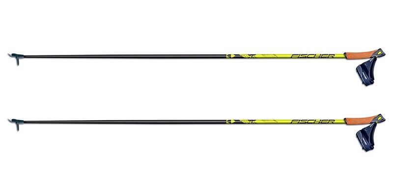 Как подобрать лыжные палки по материалу, росту и стилю катания