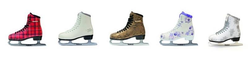 Дизайны фигурных коньков