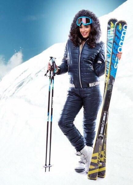 Как выбрать женский лыжный костюм