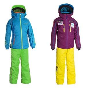Детские горнолыжные костюмы Phenix