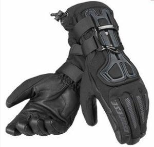 перчатки с защитой запястья для сноуборда
