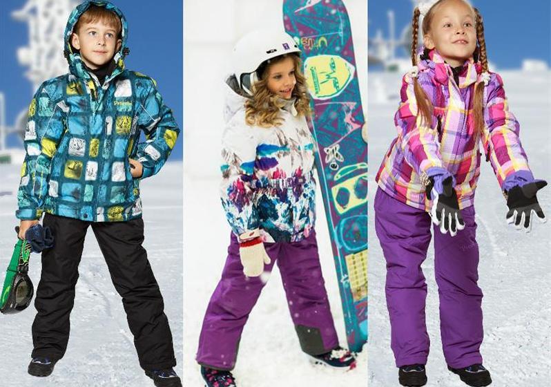 Как выбрать детский горнолыжный костюм - бренды и советы