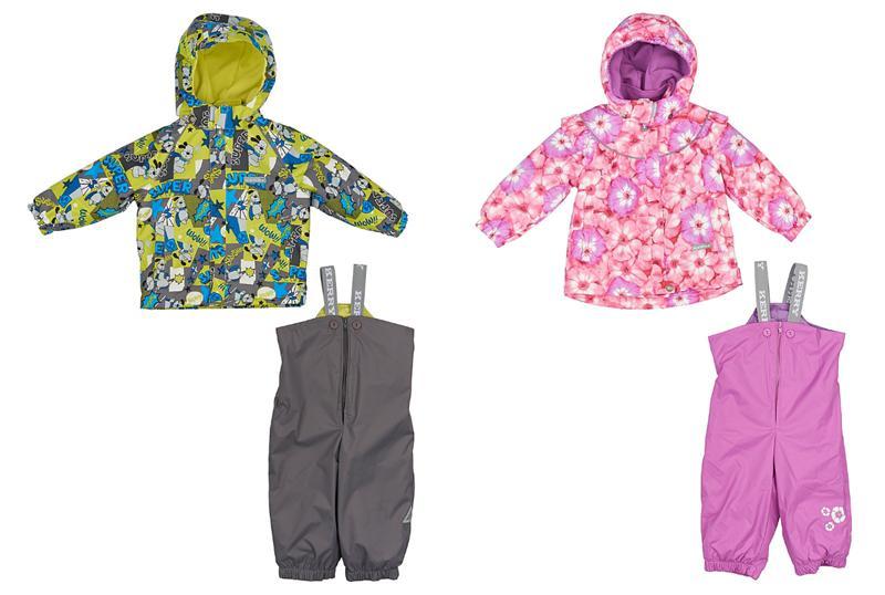 Детские мембранные костюмы
