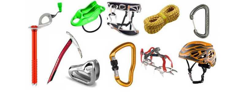 Альпинистское снаряжение - основная экипировка для новичка