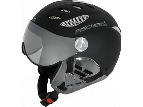 Горнолыжный шлем с визором