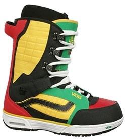 Ботинки для сноуборда Vans