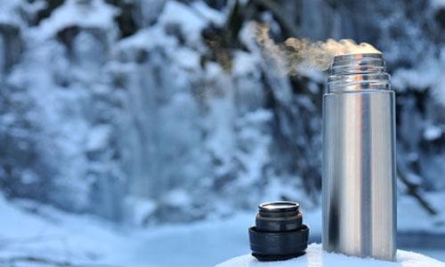 Греемся на лыжне - термосы, термостельки и одежда с подогревом