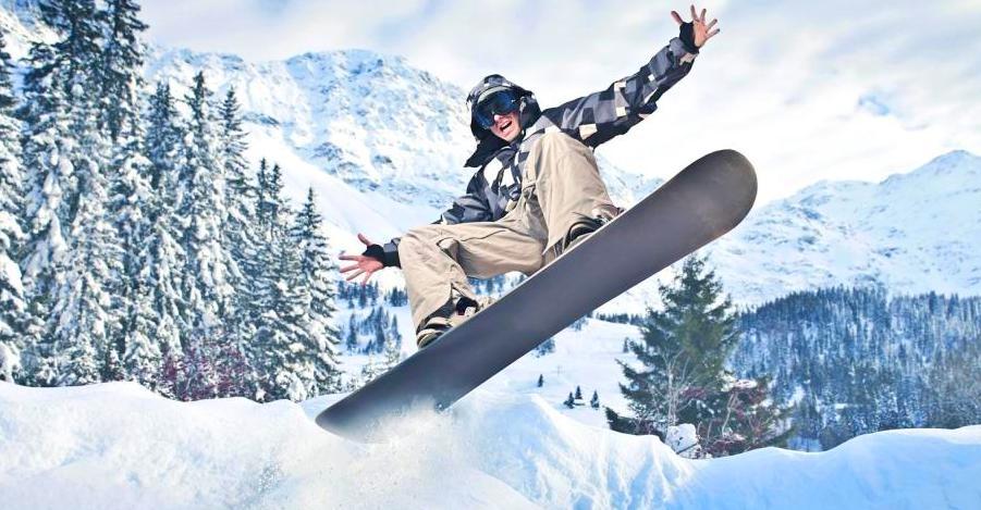 Готовим сноуборд к катанию - заточка кантов, нанесесние парафина, циклевание