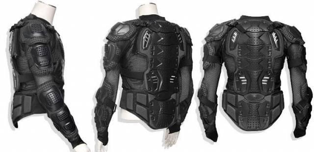 Сноубордическая и горнолыжная защита спины, конечностей и головы