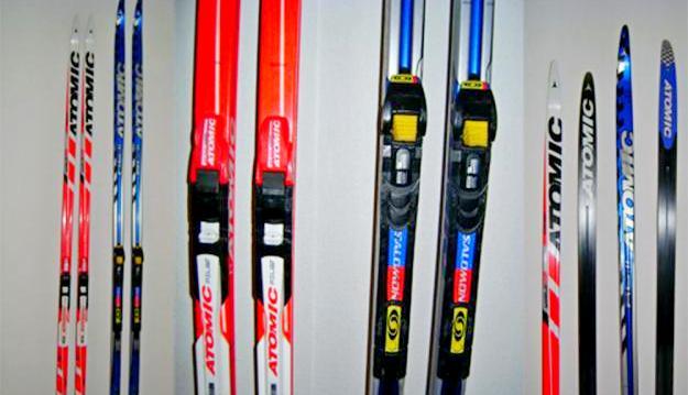 ТОП-9 лучших брендов беговых лыж для катания в России