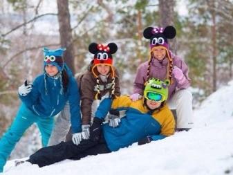 Как правильно выбрать лыжную шапку