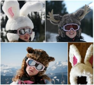 Детские спортивные горнолыжные шапки