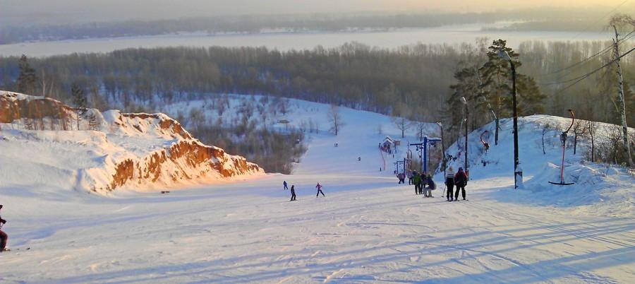 Лыжная база Авальман в Барнауле: официальный сайт, цены, трассы и вебкамера