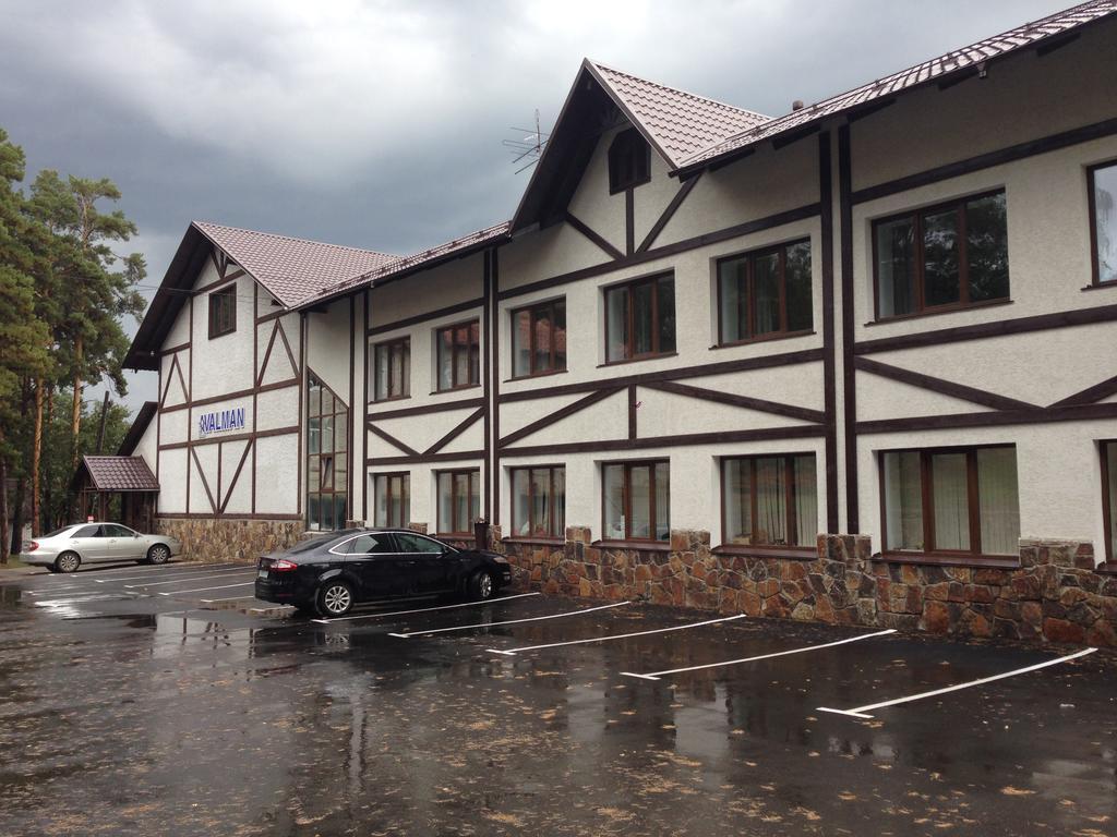 """Отель """"Авальман"""" на горнолыжном курорте в Барнауле"""