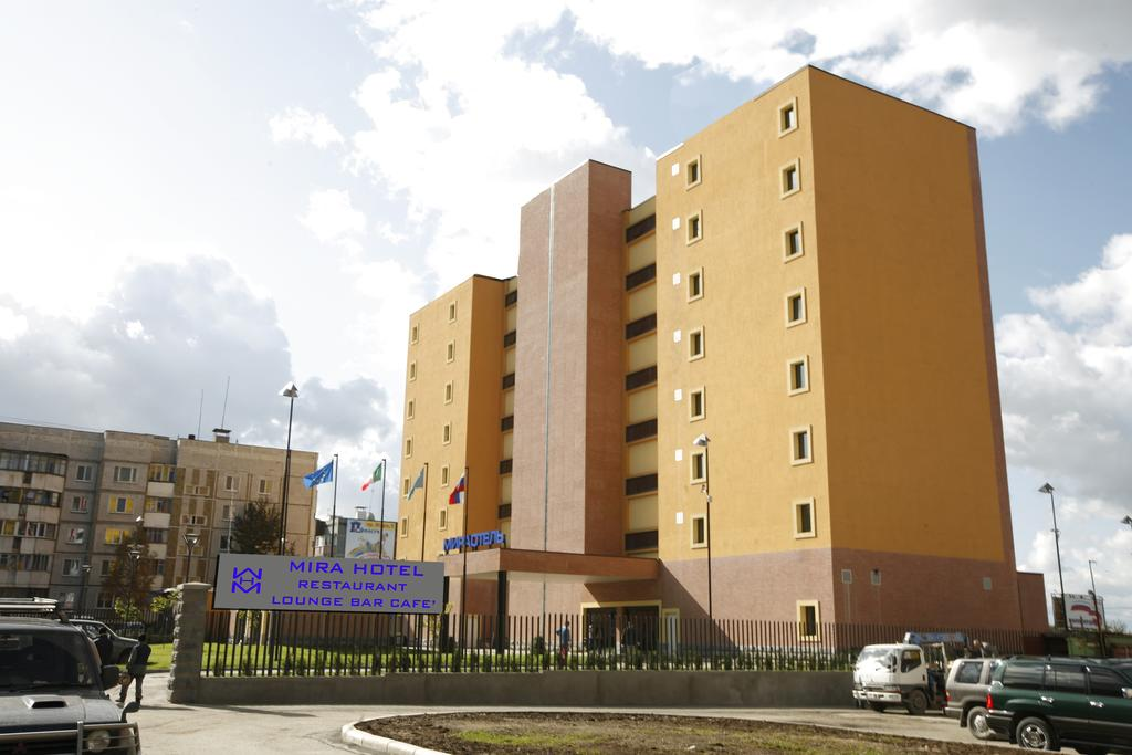 """Отель Mira в Южно-Cахалинске, недалеко от горнолыжного курорта """"Горный воздух"""""""