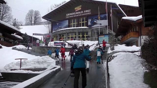 Горнолыжный курорт Гриндельвальд в Швейцарии: инфраструктура
