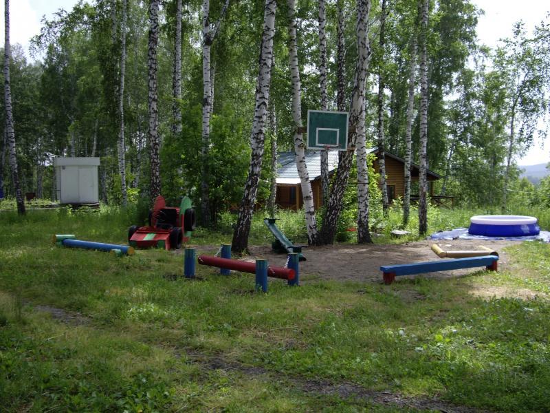Горнолыжный комплекс Новососедово летом