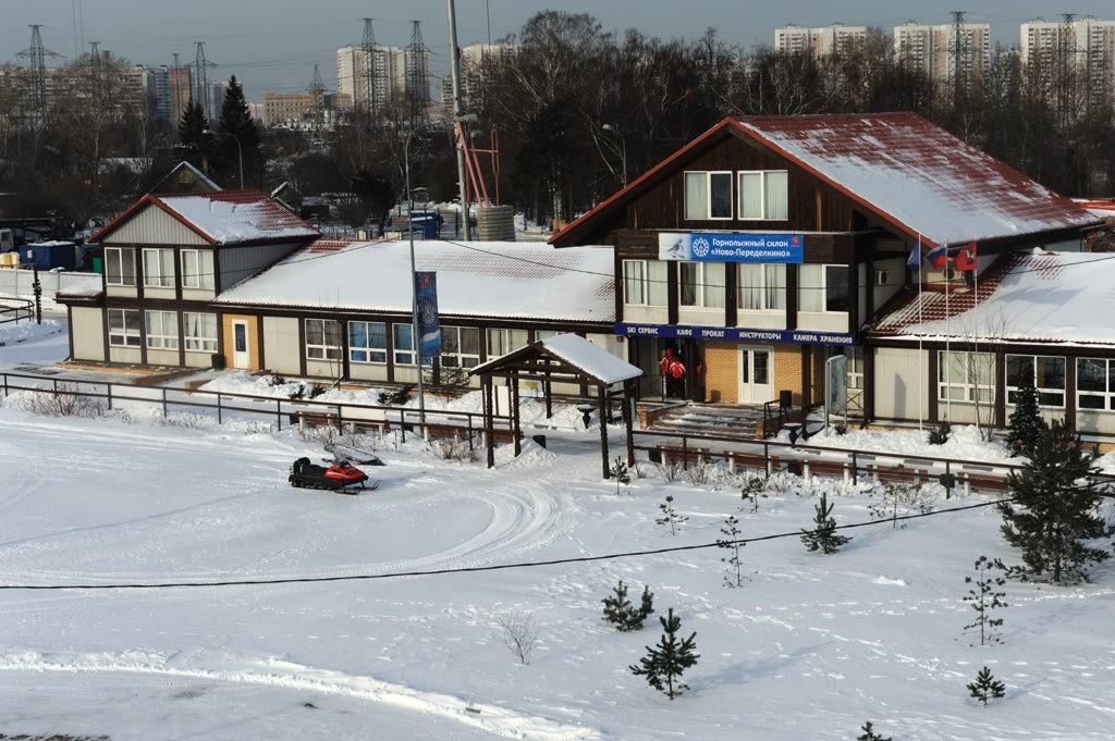 горнолыжный курорт Ново-переделкино