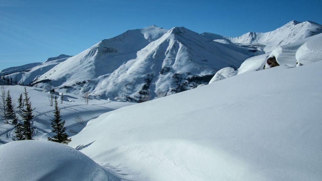 горнолыжный курорт Даван