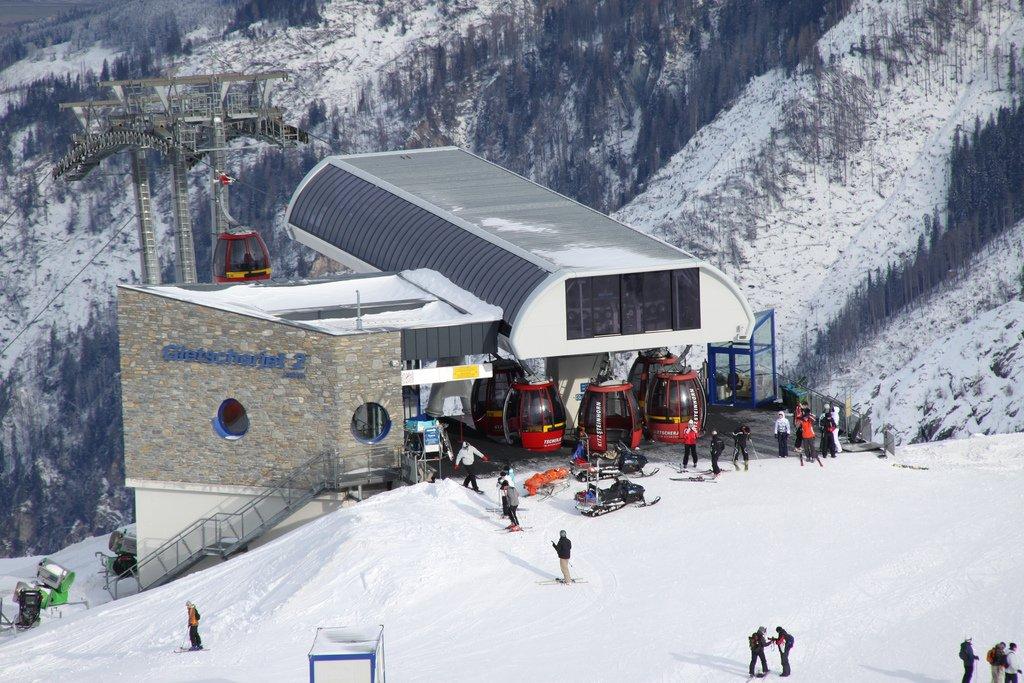горнолыжный курорт Шладминг