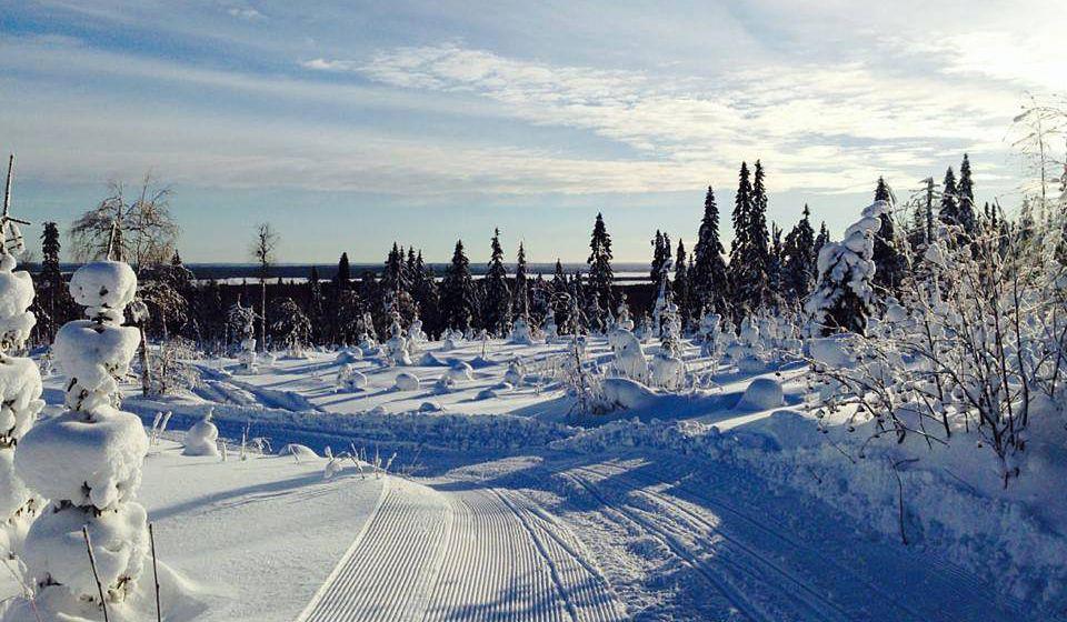 горнолыжный курорт Вуокатти