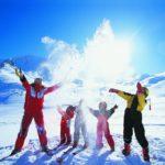 Лучшие горнолыжные курорты для семейного отдыха с детьми в Европе и России