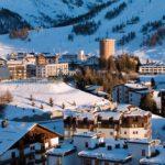 сестриере горнолыжный курорт