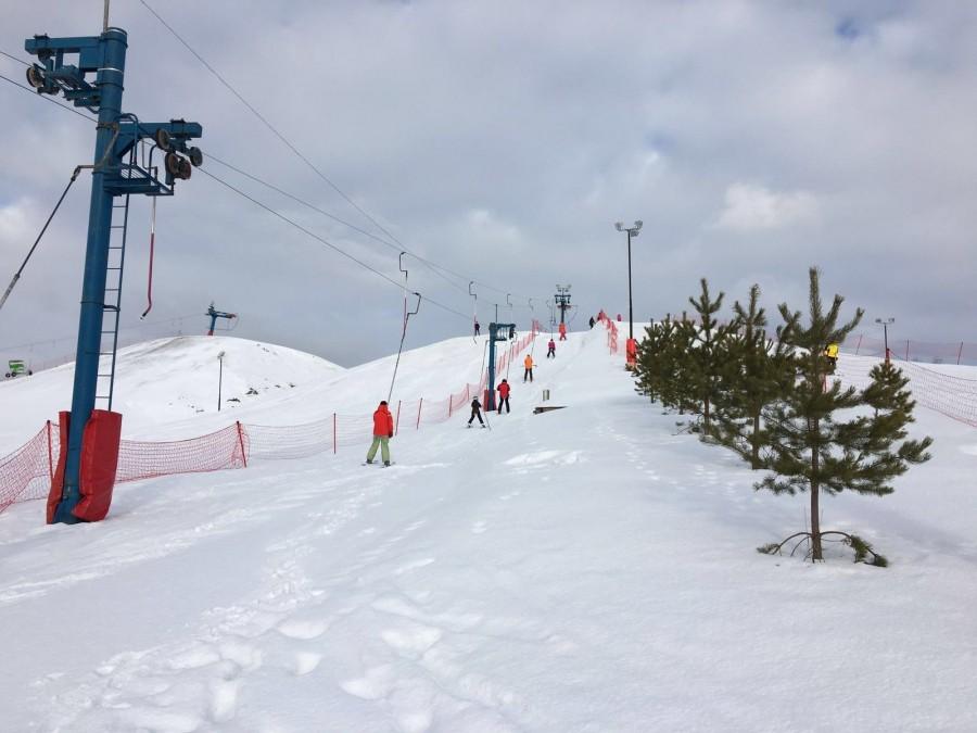 """Где лучше кататься на горных лыжах в Туле - курорт """"Малахово"""""""