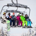ТОП крутых лыжных курортов в СПБ