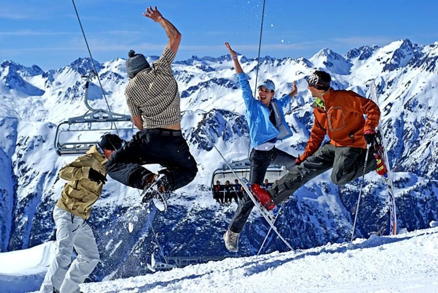 Где покататься на лыжах в Спб — ТОП 6 крутых лыжных курортов