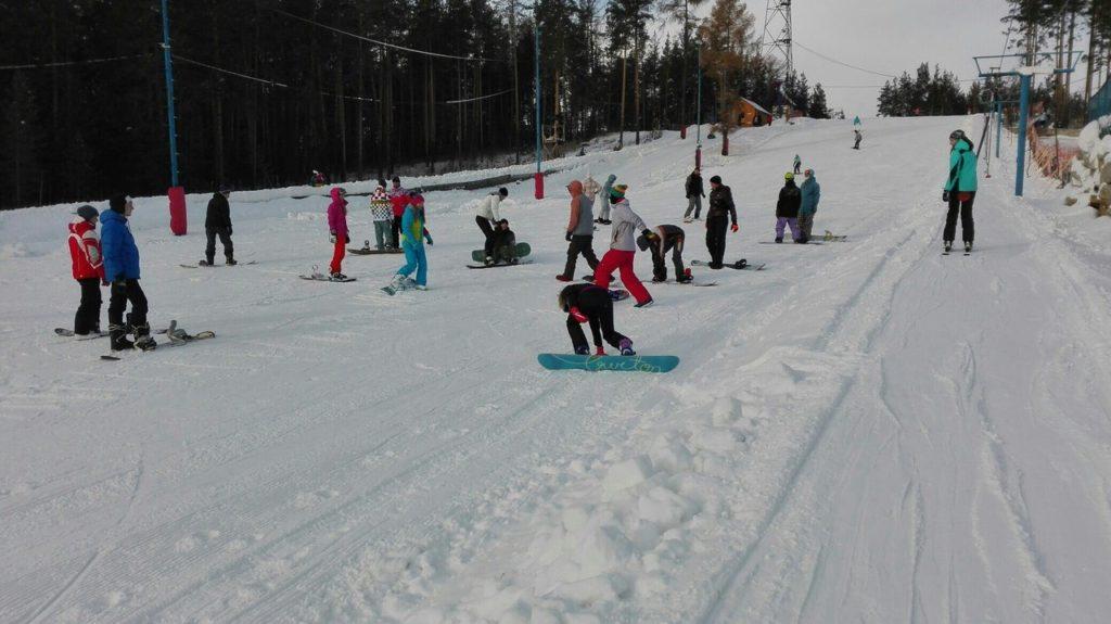 ГЛК «Гора лиственная» в Екатеринбурге