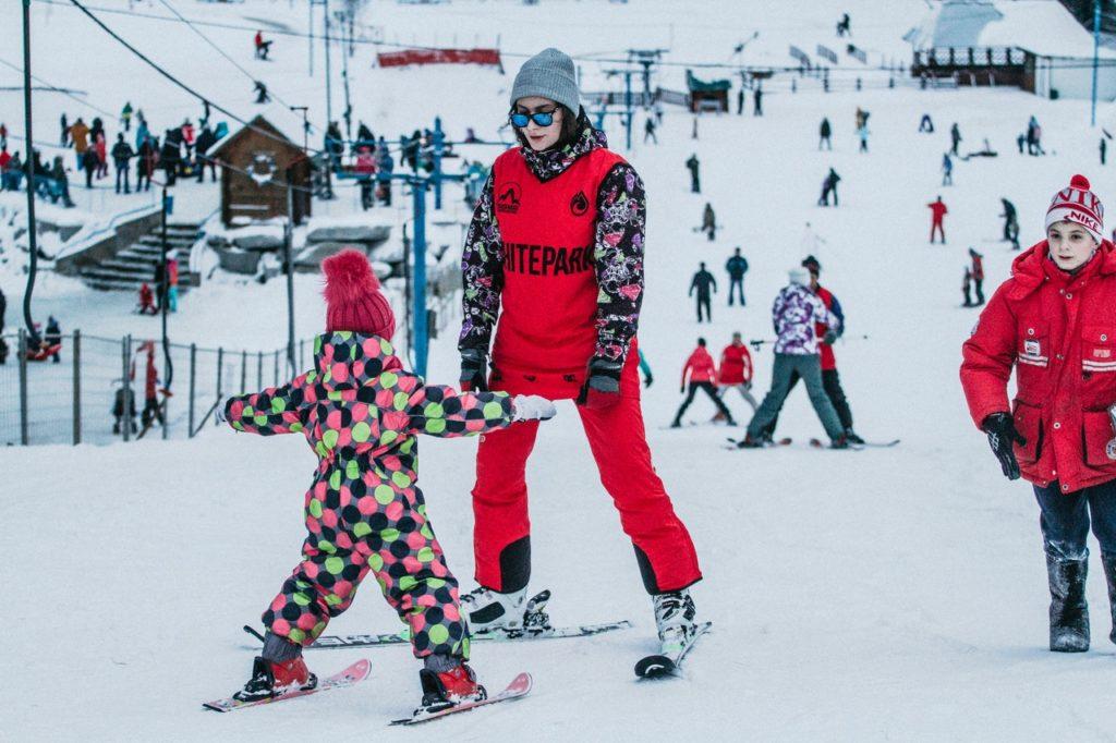 Учебный центр горнолыжного курорта «Гора лиственная» в Екатеринбурге